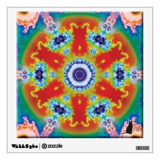 Pivitol Kaleidoscope Wall Sticker