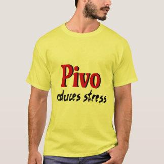 Pivo reduces stress T-Shirt