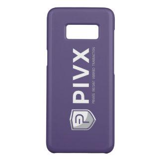 PIVX Purple Phone Case Samsung Galaxy S8