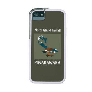 Piwakawaka | Fantail | New Zealand bird iPhone 5 Cover