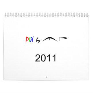 PIX by MP 2011 Calendar a