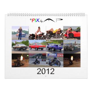 PIX by MP Hi-Lite Calendar 2012