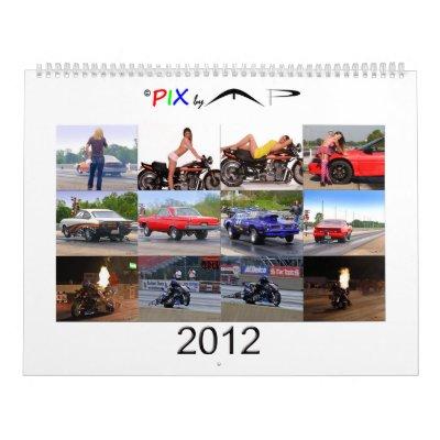 PIX por el calendario ALT de la P.M. 2012