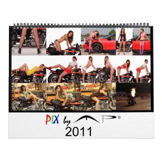 PIX por el calendario de la P.M. 2011
