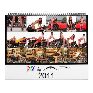 PIX por el calendario modelo de la P.M. 2011