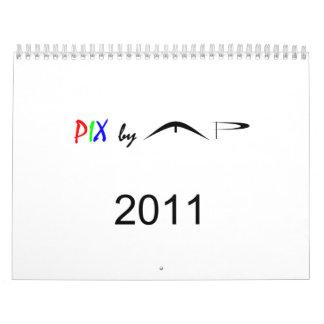PIx por la P.M. Calendarios