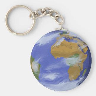 Pix-SOL Earth Keychain