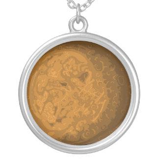 Pix-SOL Mercury Personalized Necklace