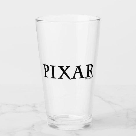 Pixar Custom Color Logo Glass