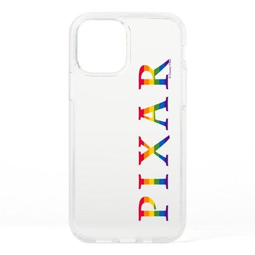 Pixar Rainbow Logo Speck iPhone 12 Case
