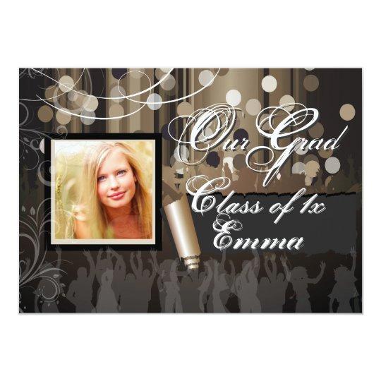 PixDezines 2012 Graduation/Dance Hall/cigar Card