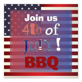 PixDezines 4th of July Celebration Card