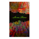PixDezines abstract/gold texture Double-Sided Standard Business Cards (Pack Of 100)