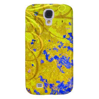 PixDezines Abstract, Rusted Door Galaxy S4 Cover