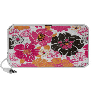 PixDezines Alegre, floral prints ♥♥♥♥ iPod Speaker