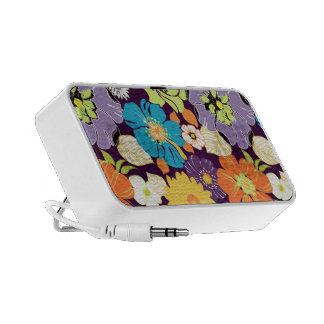 PixDezines Alegre, floral prints ♥♥♥♥ Travel Speakers