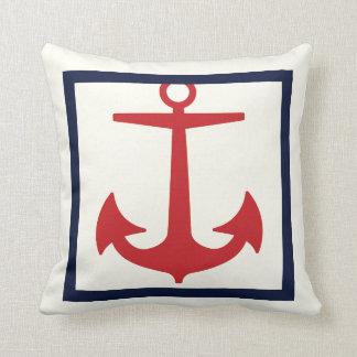 PixDezines anchor/DIY colors/nautical Pillows
