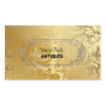 PixDezines antique scrolls/diy color Business Card