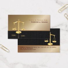 Pixdezines Attorneys/sassy/copper+black Business Card at Zazzle