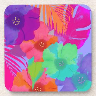 PixDezines bali kai/DIY background color Coaster