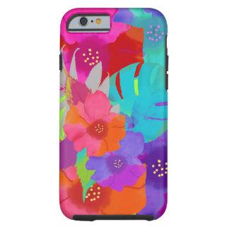 PixDezines bali kai/diy background Tough iPhone 6 Case