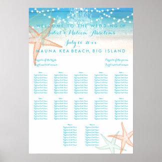 PixDezines Beach/Chadeliers/Seating Chart