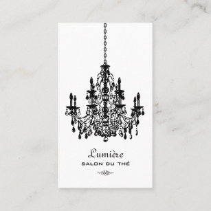 Black white chandelier business cards zazzle pixdezines blackwhite chandelierdiy background business card reheart Gallery