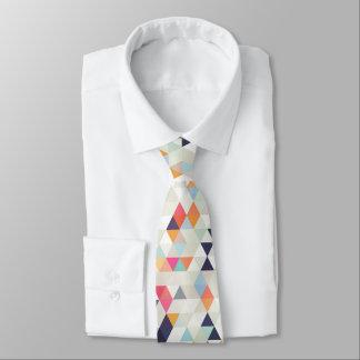 PixDezines Boho Geometric/adjustable triangles Tie
