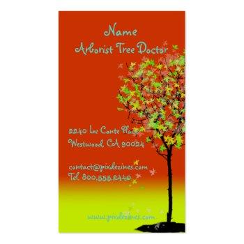 PixDezines Business cards/landscaper tree trimmers profilecard