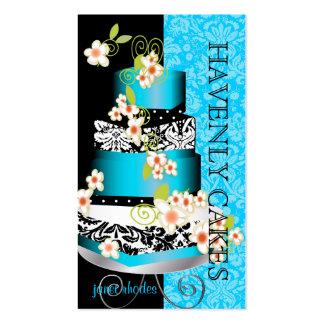 PixDezines Cake Bakery pâtisserie Business Card