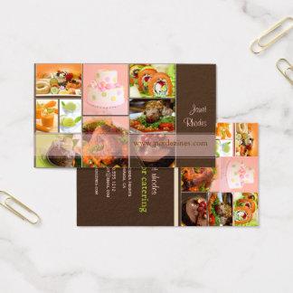 PixDezines CATERING Business Card