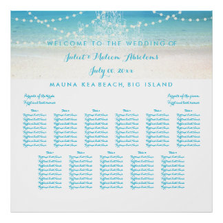 PixDezines Chandelier/Beach/Seating Chart