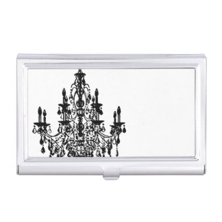 PixDezines chandelier/diy background Case For Business Cards