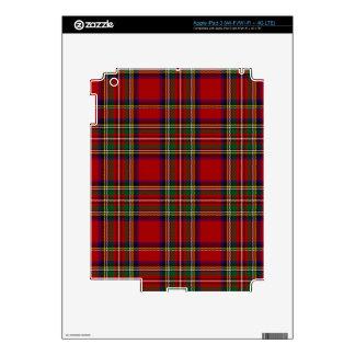 PixDezines clan stewart tartan iPad 3 Skin