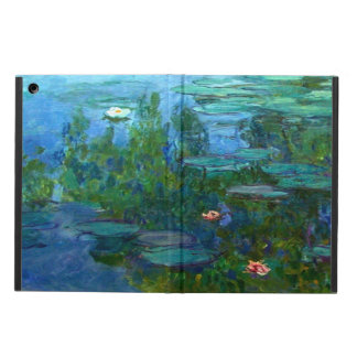 PixDezines cluade monet lily pond at giverny Cover For iPad Air
