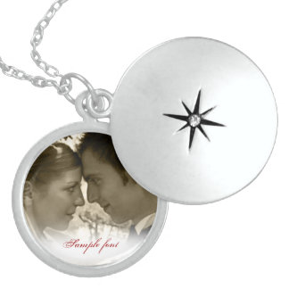pixdezines customize this sterling silver locket