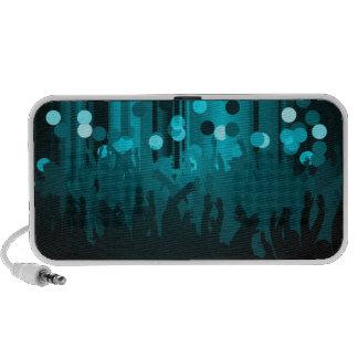 PixDezines Dance Hall ♥♥♥♥ iPod Speakers