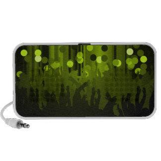 PixDezines Dance Hall ♥♥♥♥ Mini Speakers