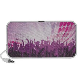 PixDezines Dance Hall ♥♥♥♥ Mp3 Speakers