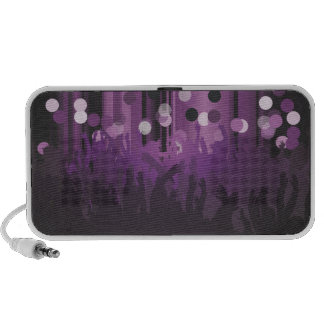 PixDezines Dance Hall ♥♥♥♥ Notebook Speakers