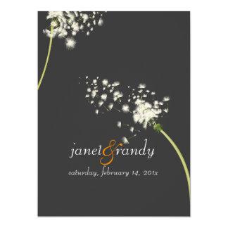 PixDezines dandelion/DIY background color Card