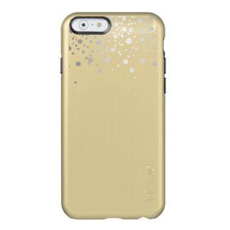PixDezines dazzled silver specks/gold iphone6 Incipio Feather® Shine iPhone 6 Case