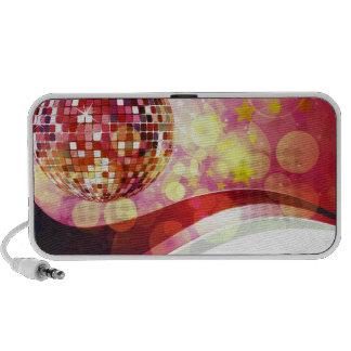 PixDezines Disco Ball ♥♥♥♥ Mp3 Speaker