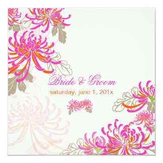 PixDezines diy background/neon mums Card