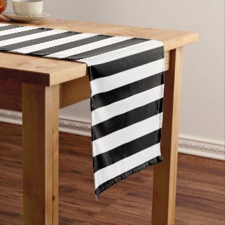 PixDezines DIY color adjustable stripes Short Table Runner