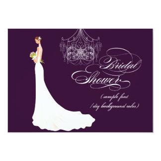 PixDezines DIY color+events/bridal shower Card