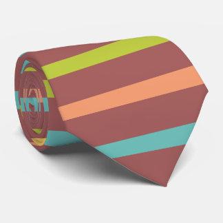 PixDezines diy colors/adjustable stripes Tie