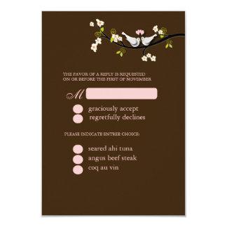 PixDezines doves/love birds/diy background color! Card