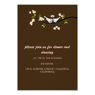 PixDezines doves/love birds/diy background color! Card