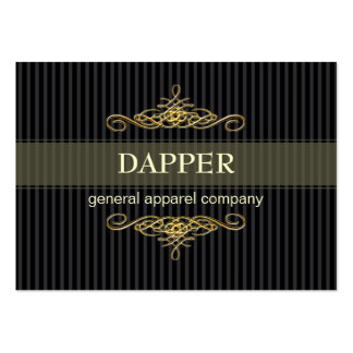 PixDezines elegant pin stripes+scrolls/diy color Business Card Template